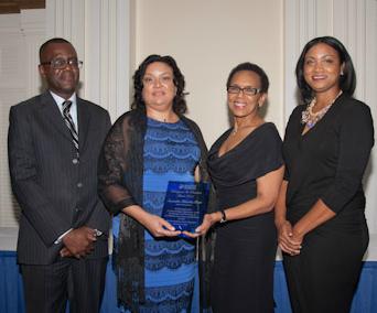 Delaney Partners Attorneys Honoured Bahamas Financial Services Industry Awards Samantha Knowles-Pratt